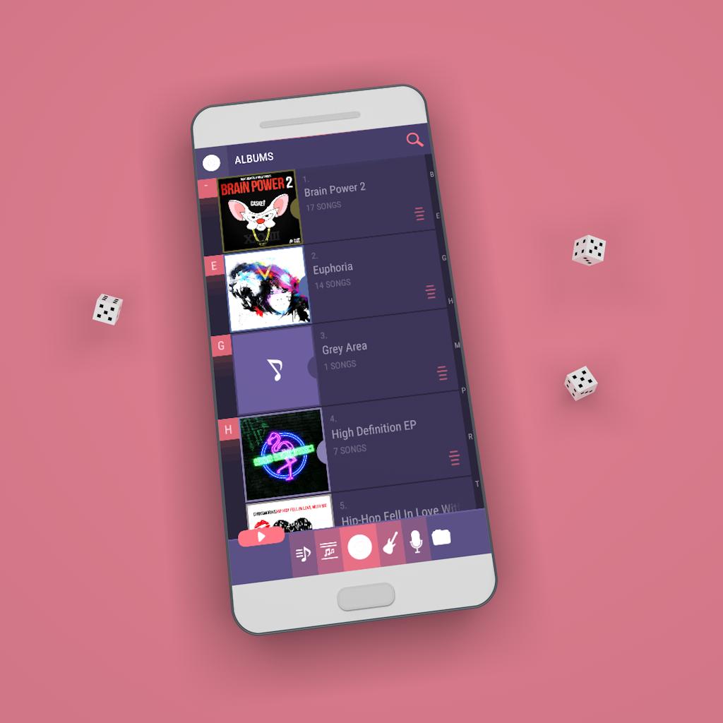 Audio player android github