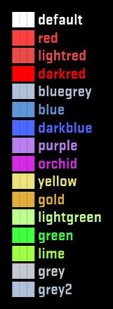 GitHub - PremyslTalich/ColorVariables: SourceMod scripting