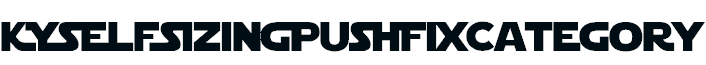 KYSelfSizingPushFixCategory