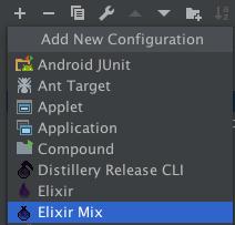 Add New Elixir Mix