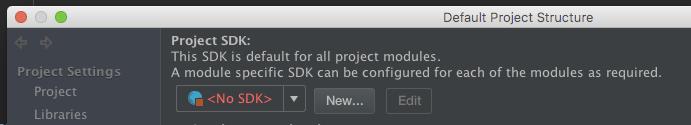 No SDK