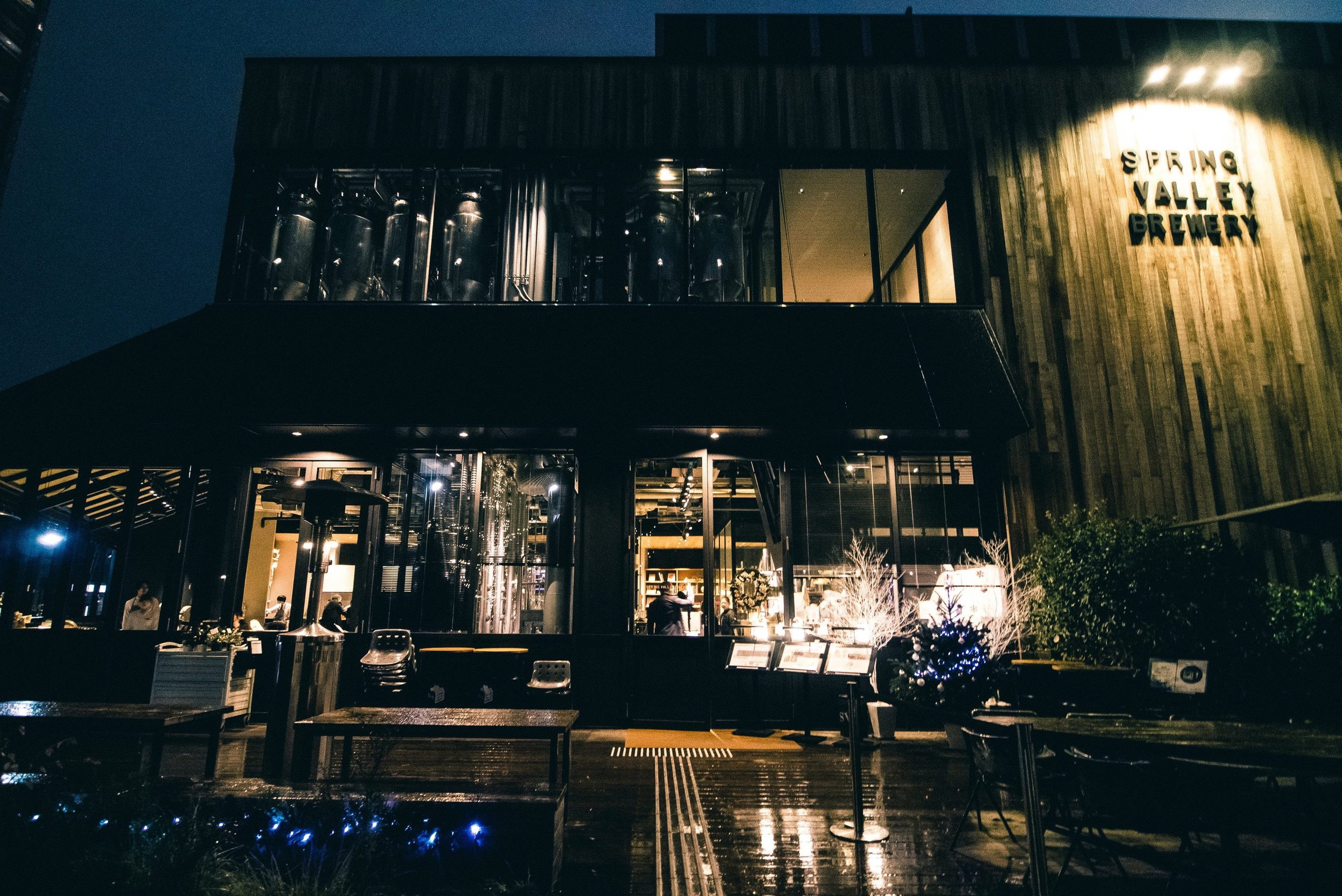 SPRING VALLEY BREWERY TOKYO