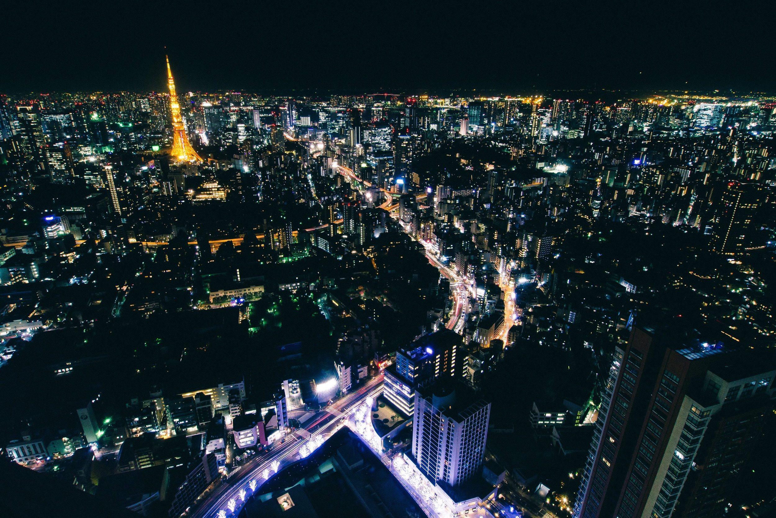 Tokyo City View