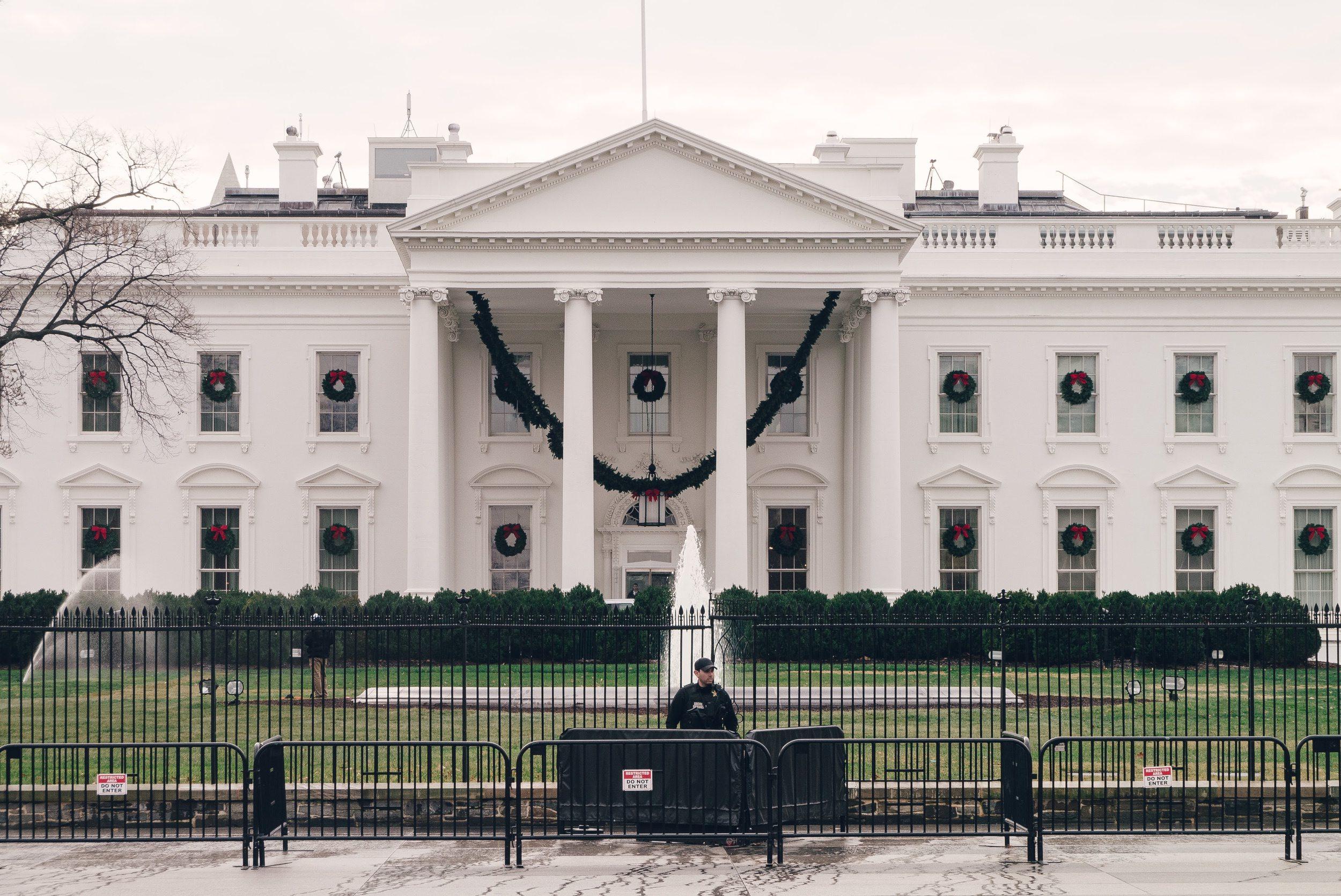 White House & Lafayette Square