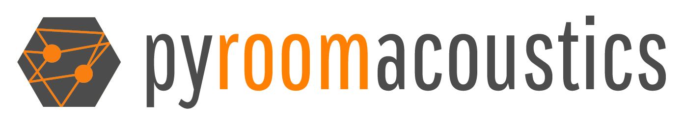 Pyroomacoustics logo
