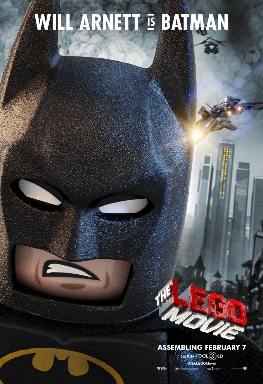 The LEGO Movie - Page 2 Batman%20Poster