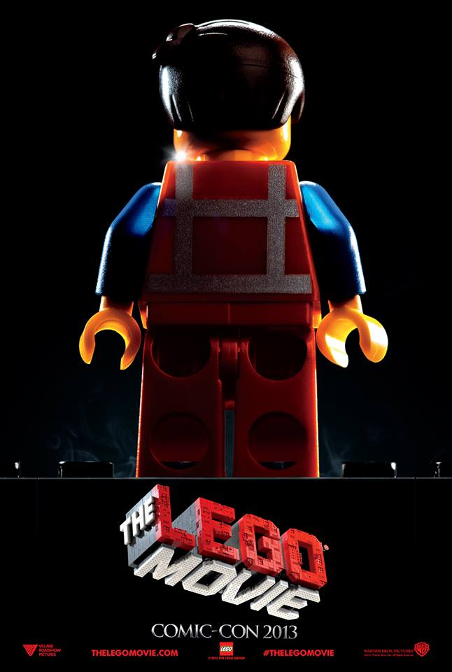 The LEGO Movie - Page 2 ComicCon%20Poster