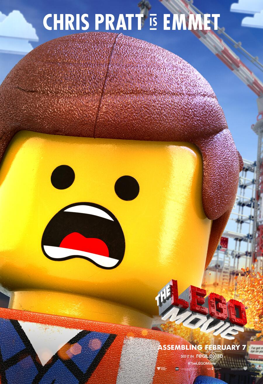 The LEGO Movie - Page 2 Emmet%20Poster
