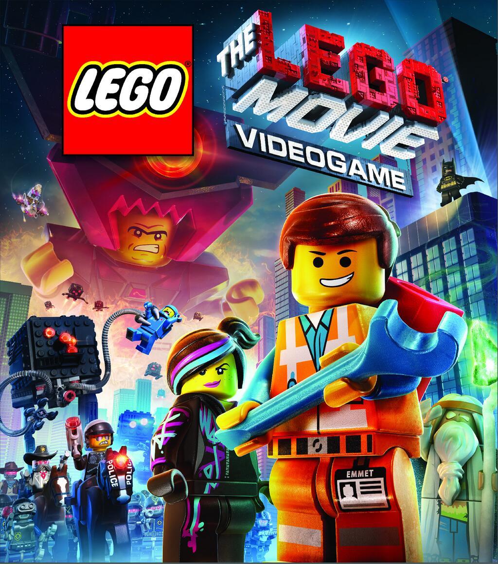 The LEGO Movie Videogame LEGO%20Movie%20Game%20BoxArt
