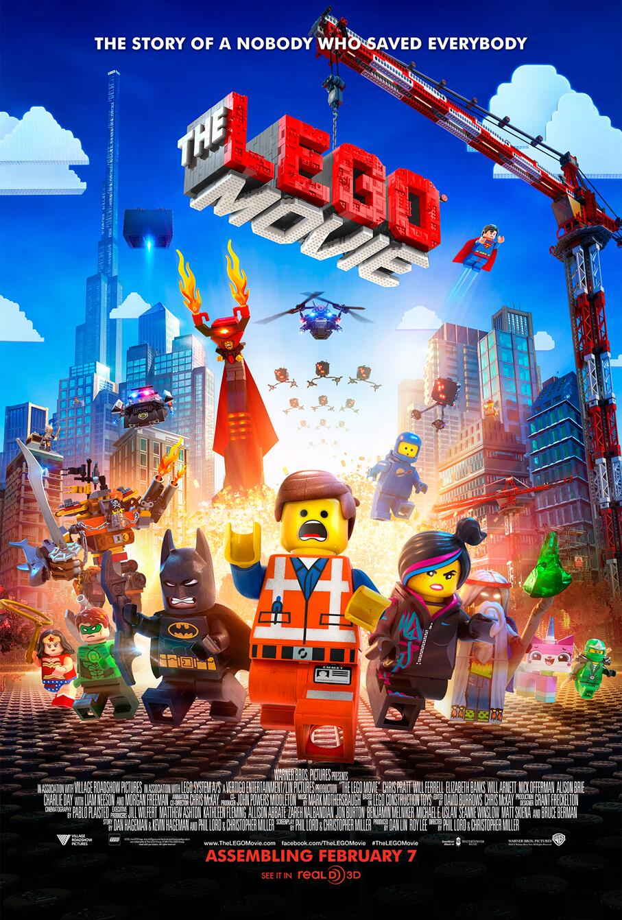 The LEGO Movie - Page 2 LEGO%20Movie%20Poster