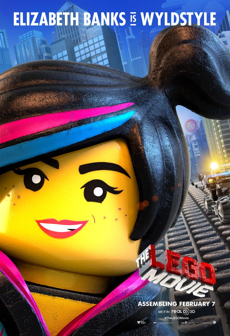 The LEGO Movie - Page 2 Wyldstyle%20Poster