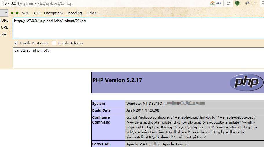 upload-labs-writeup:upload-labs 上传漏洞靶场的解题方法