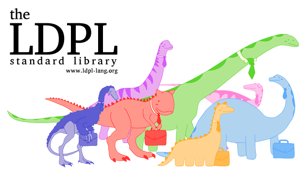 The LDPL Standard Library