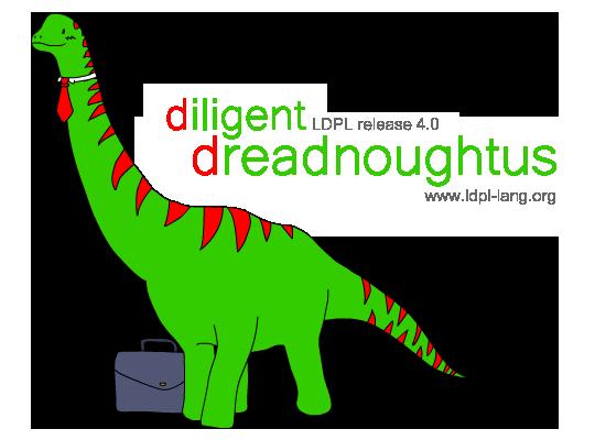 4.0 - Diligent Dreadnoughtus
