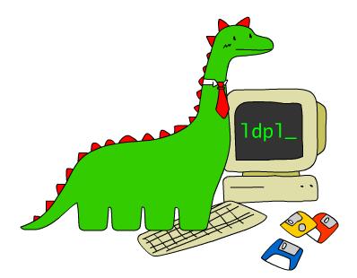 Contributing Dinosaur