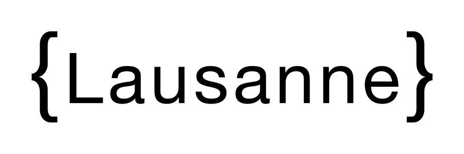 Lausanne citation style