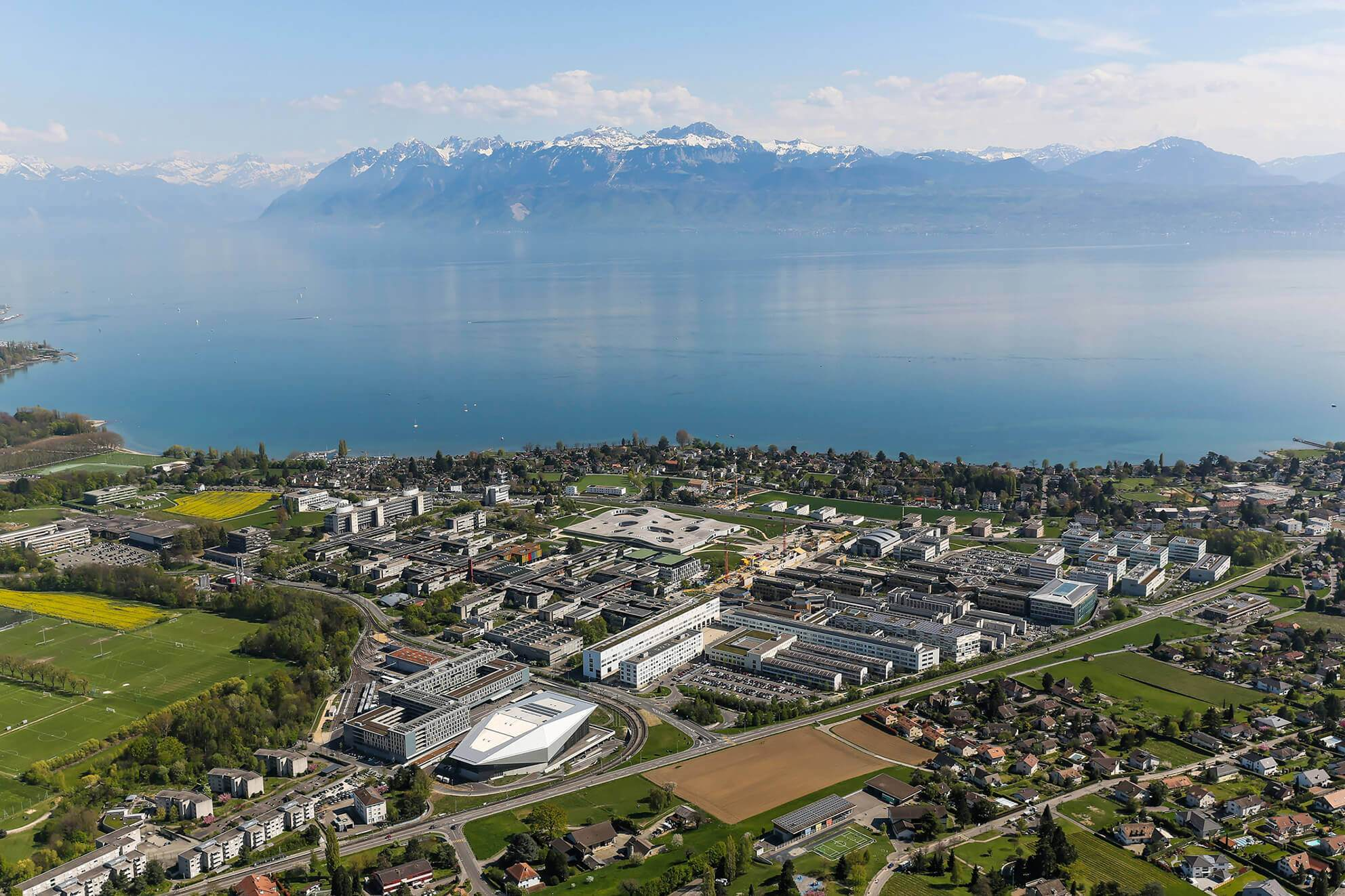 LauzHack is a student-run hackathon at EPFL on the shores of Lake Geneva.