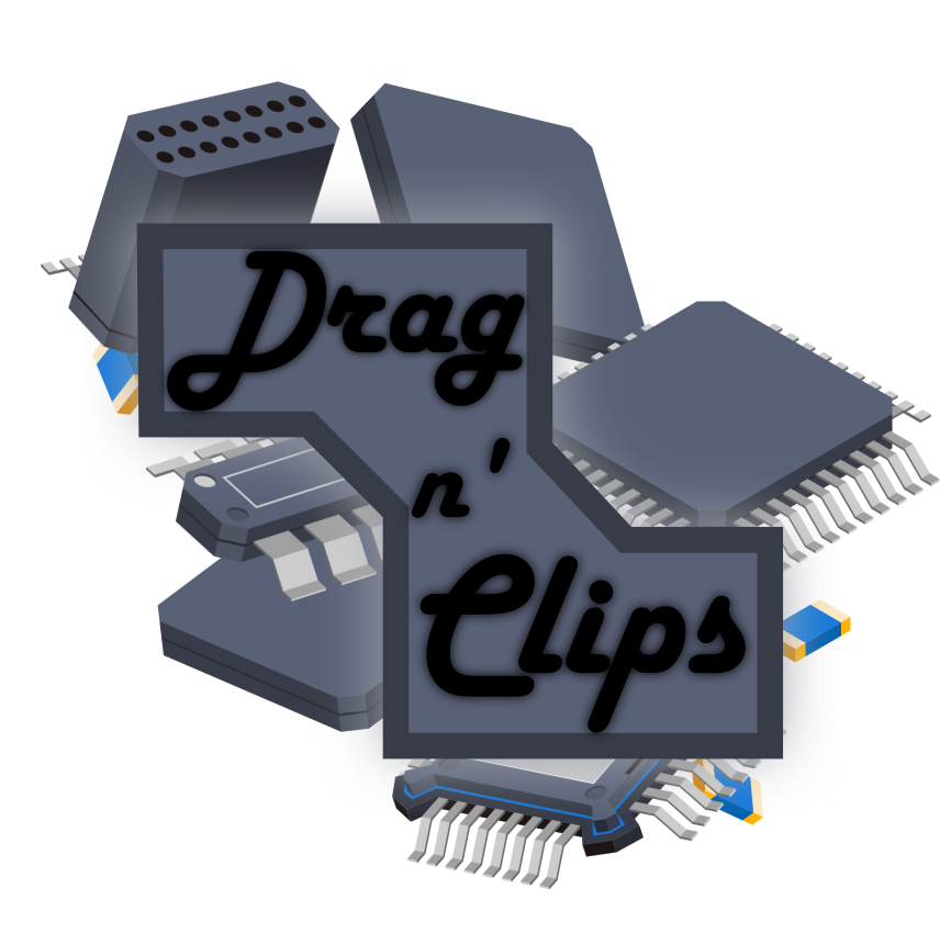 drag and drop's icon