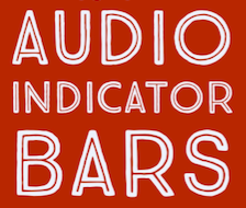 AudioIndicatorBars