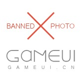 完美世界2012-中文游戏logo-GAMEUI.cn-游戏设计