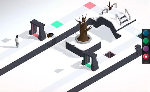 screenshot for winter level