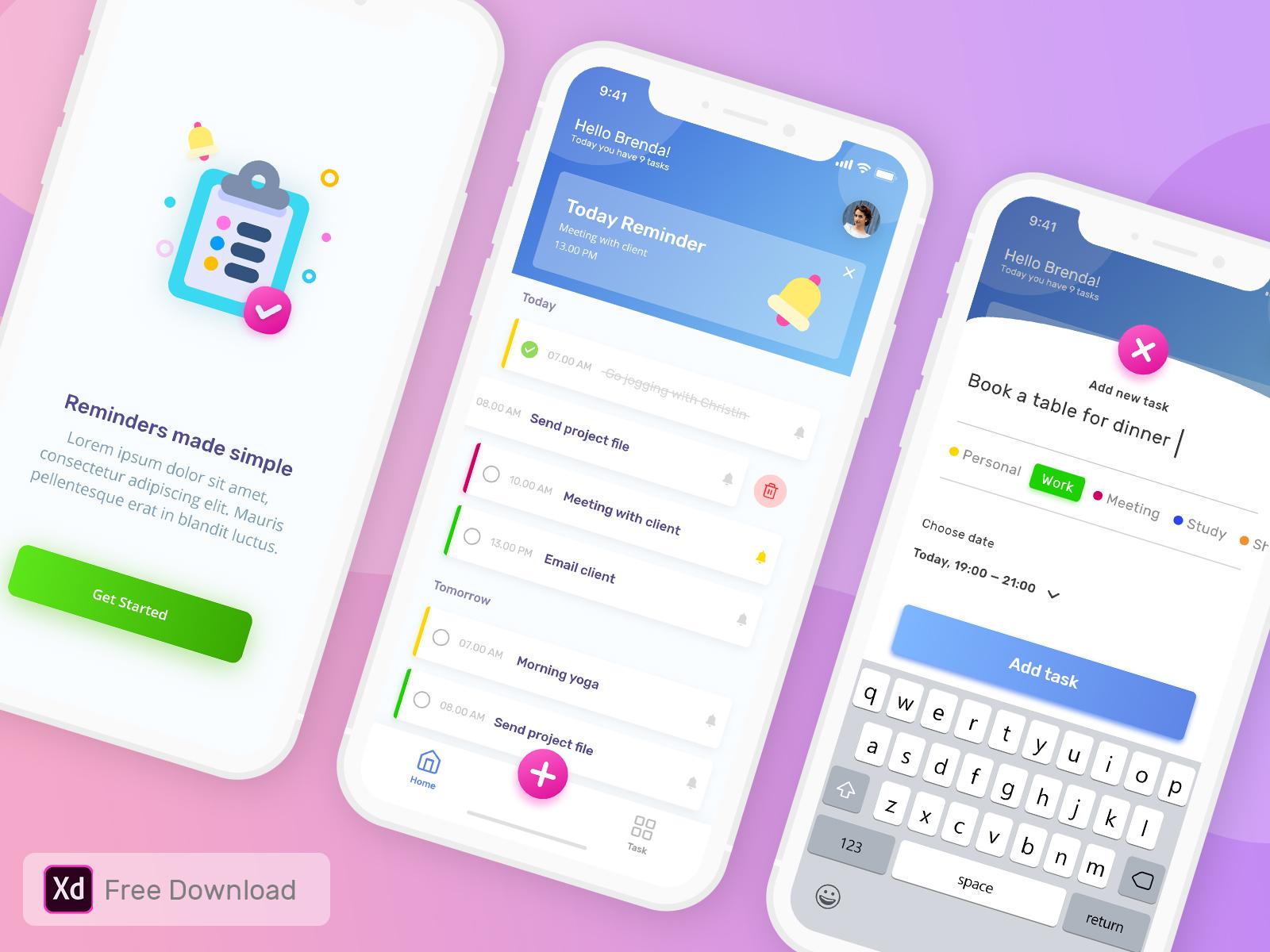 Flutter To Do App