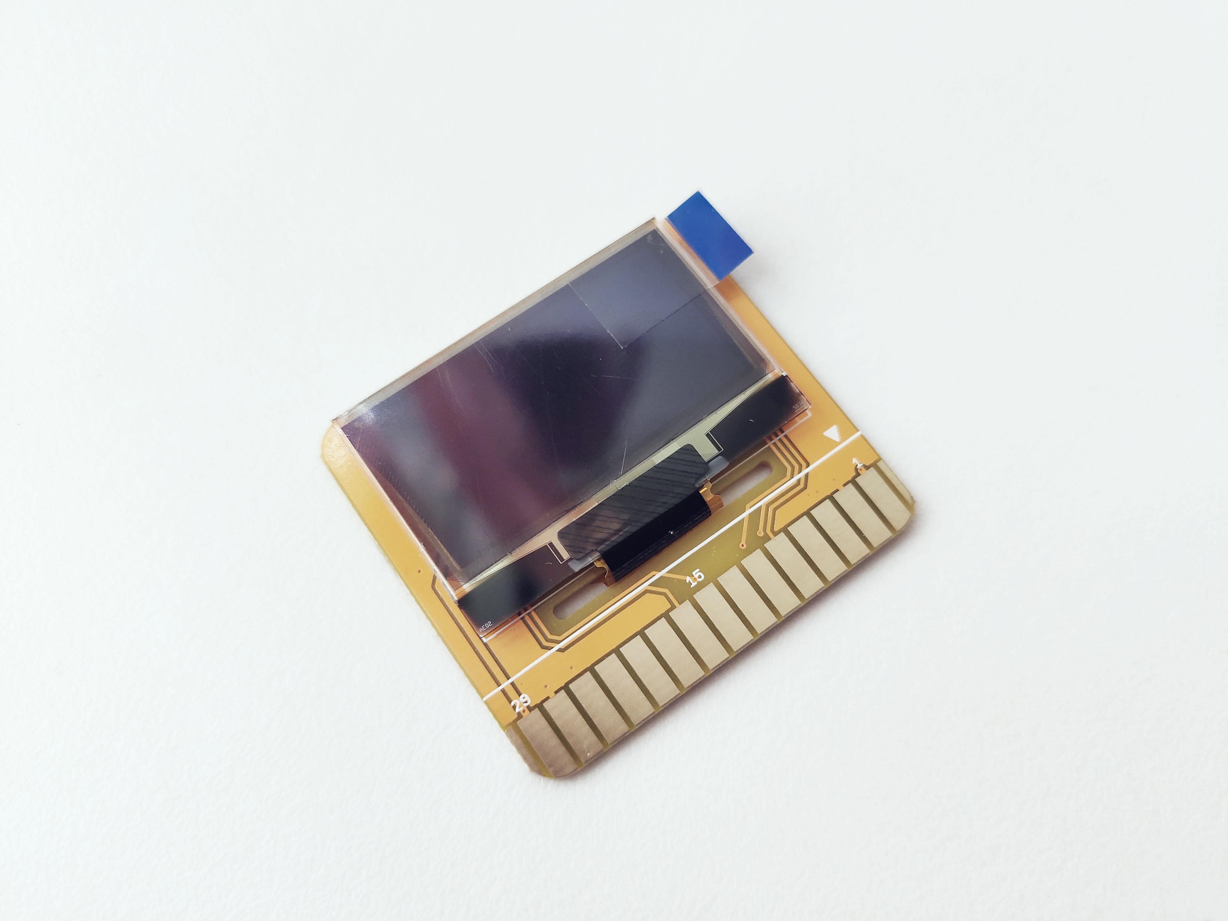 OLED Display Card - Longan Docs