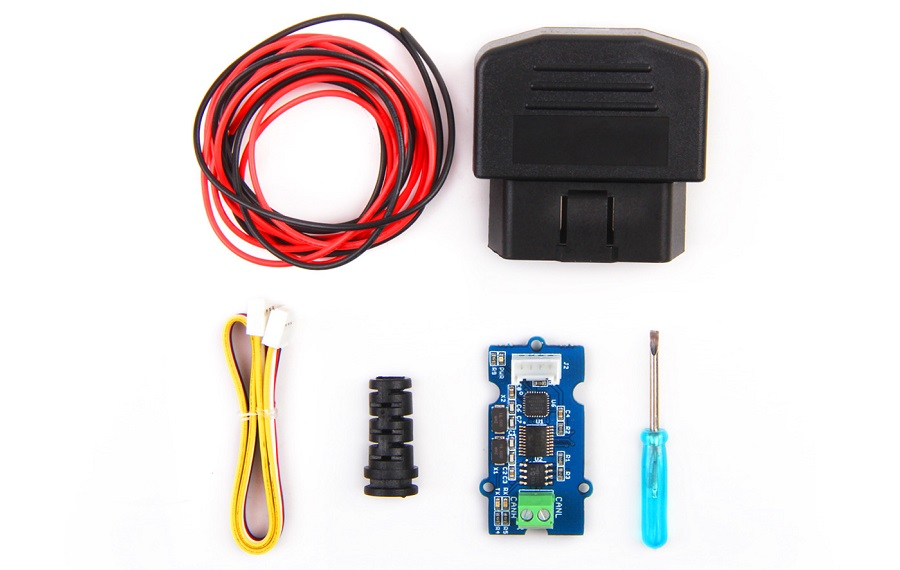 OBD-II CAN-BUS Development Kit - Longan Docs