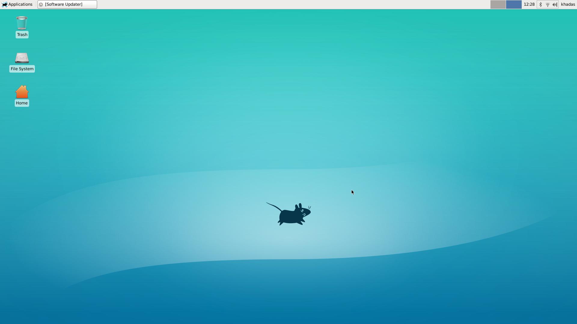 Ubuntu XFCE Desktop