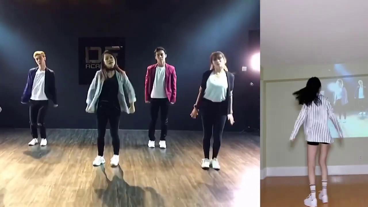 Dance Workout- EXO: Love Shot, follow by Kkardio