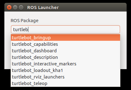 Launch Package Selection