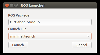 Launch UI