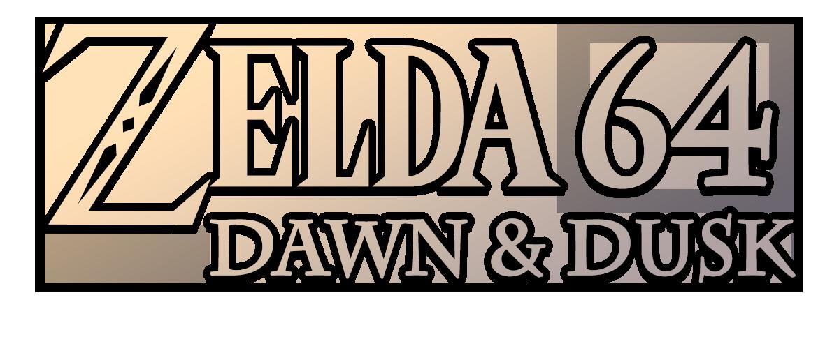 Zelda 64 - Dawn & Dusk