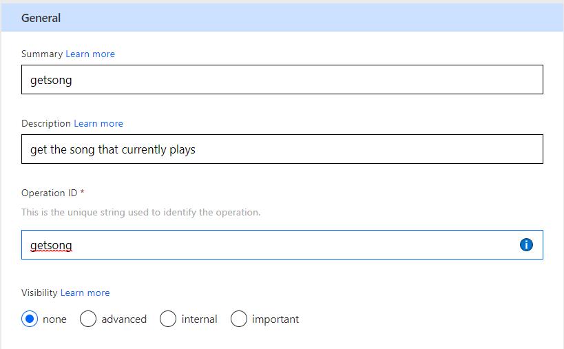Custom Connector definition
