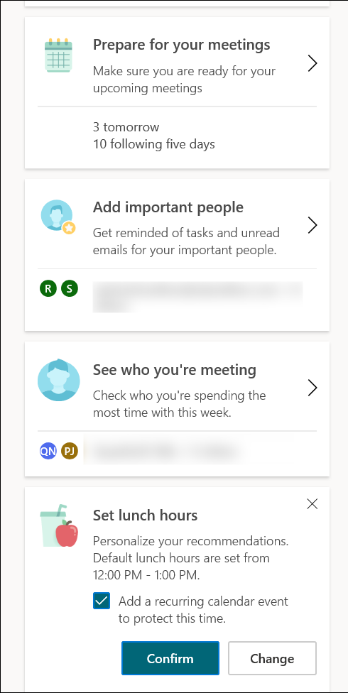 Outlook Insights Add In