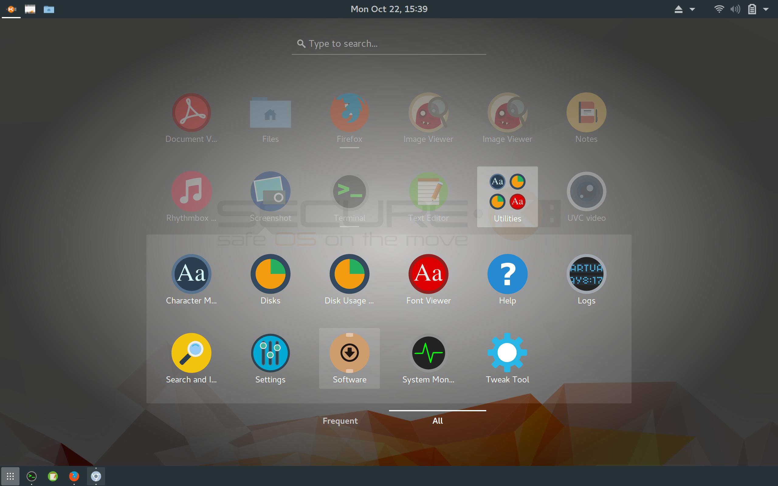 Open Secure-K OS