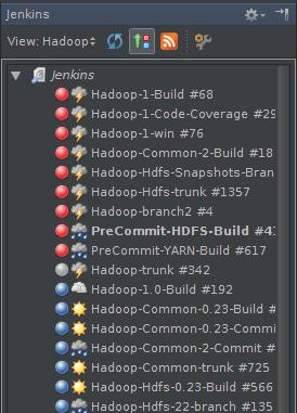 Build sorting