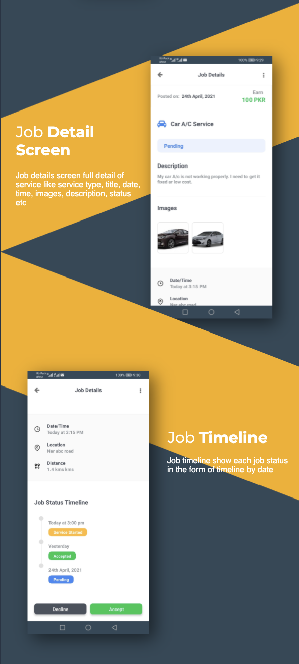 Find Mechanic - Premium React Native Full Application Template for iOS & Android - 15