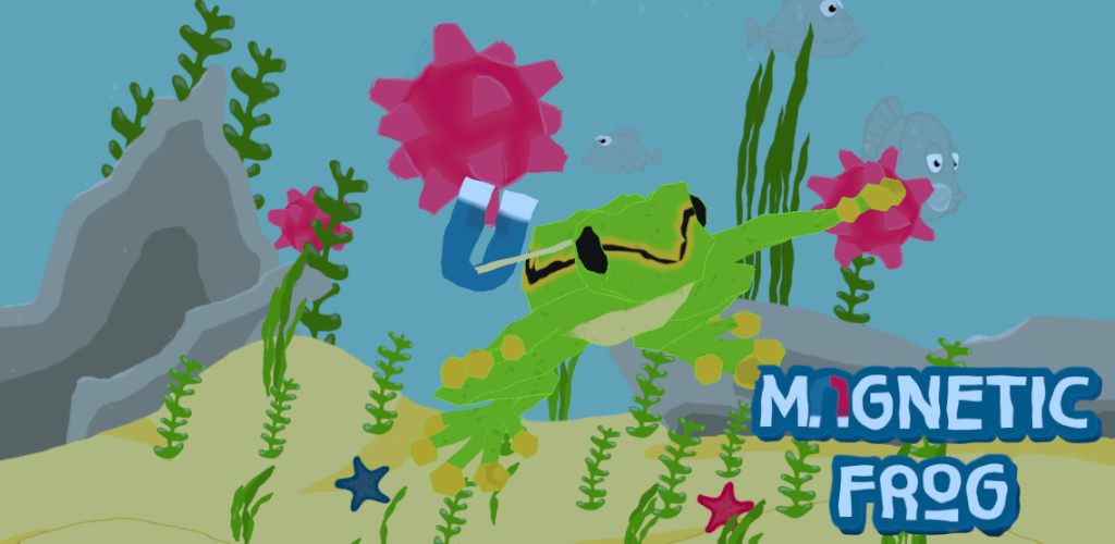 Magnetic Frog