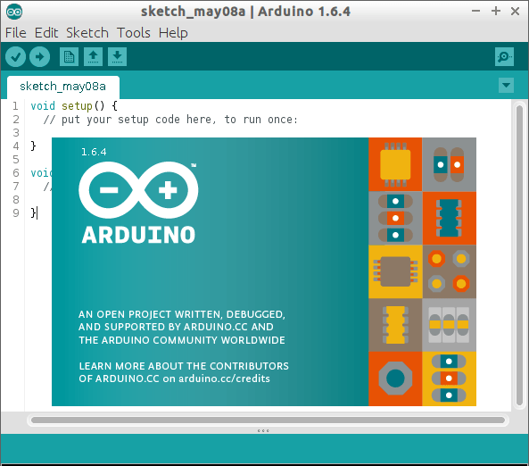 https://github.com/Magicbitlk/Magicbit-Arduino/raw/master/Resources/Arduino1.6.4_IDE_small.png