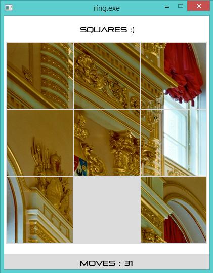 SquaresPuzzle