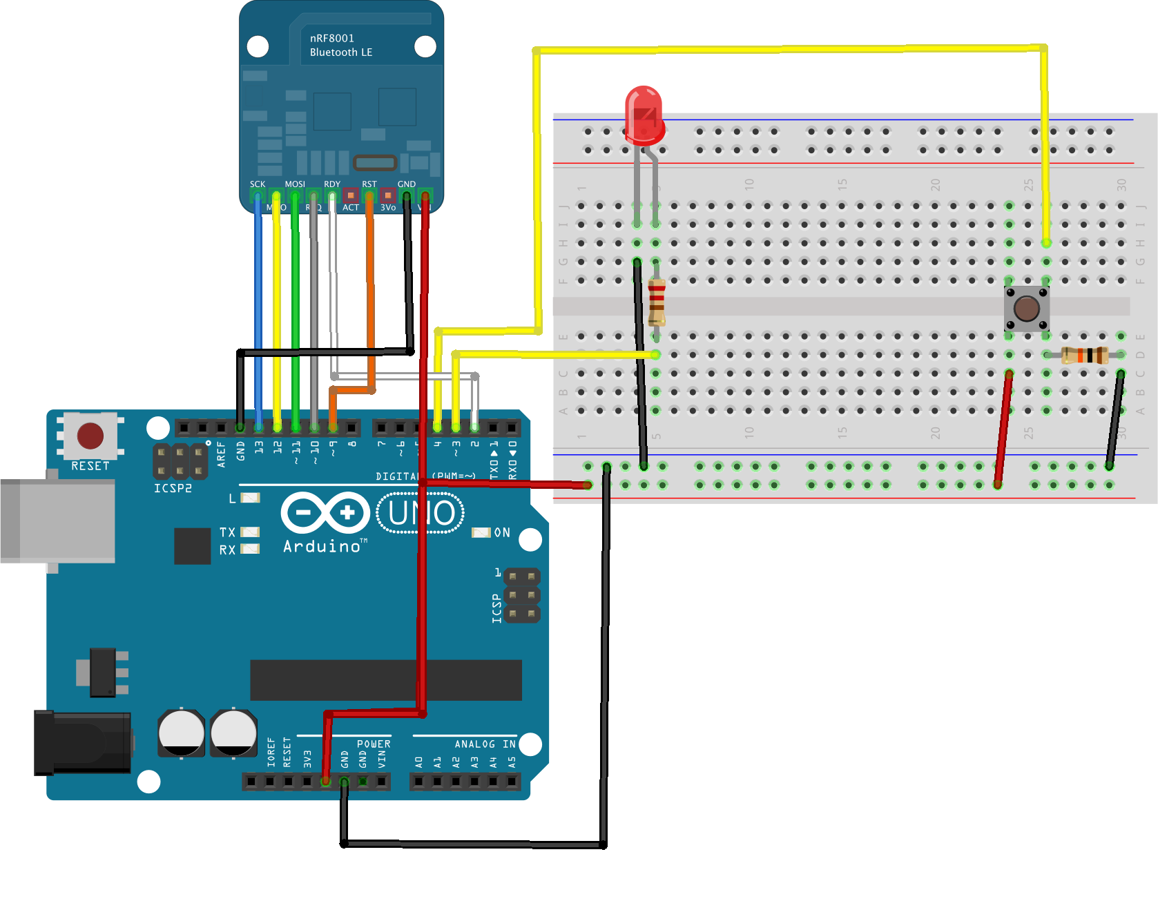 github makebluetooth smart light switch exle code showing how to build a smart light switch