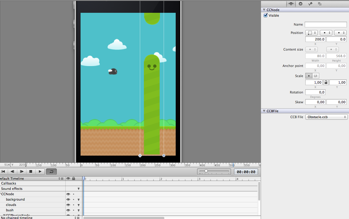 Learn to build Flappy Fly!