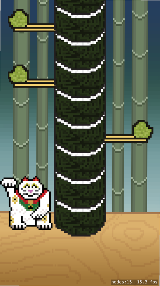Screenshot Sushi Tower Stacked