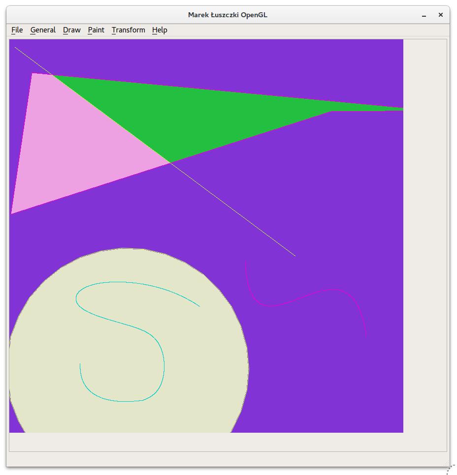 GitHub - Maktel/qt-opengl: Drawing application in Qt