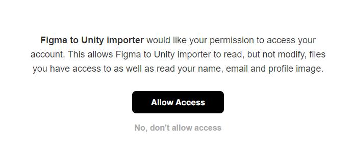 Figma access