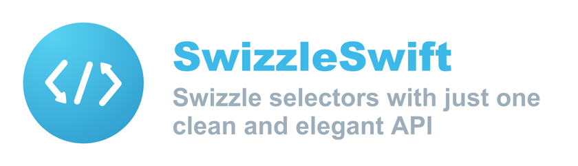 SwizzleSwift: Swizzle selectors with just one clean and elegant API