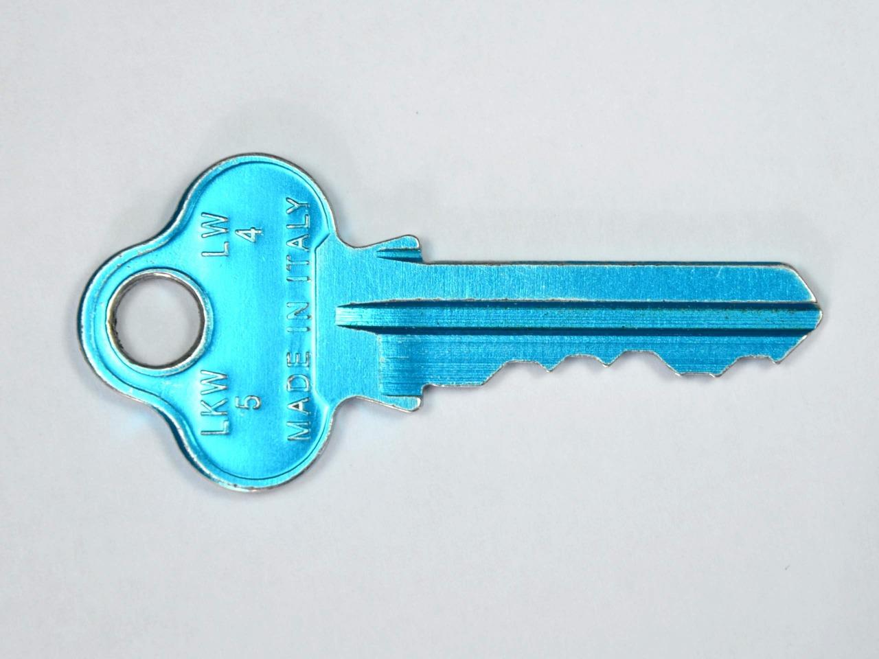 Photo of key