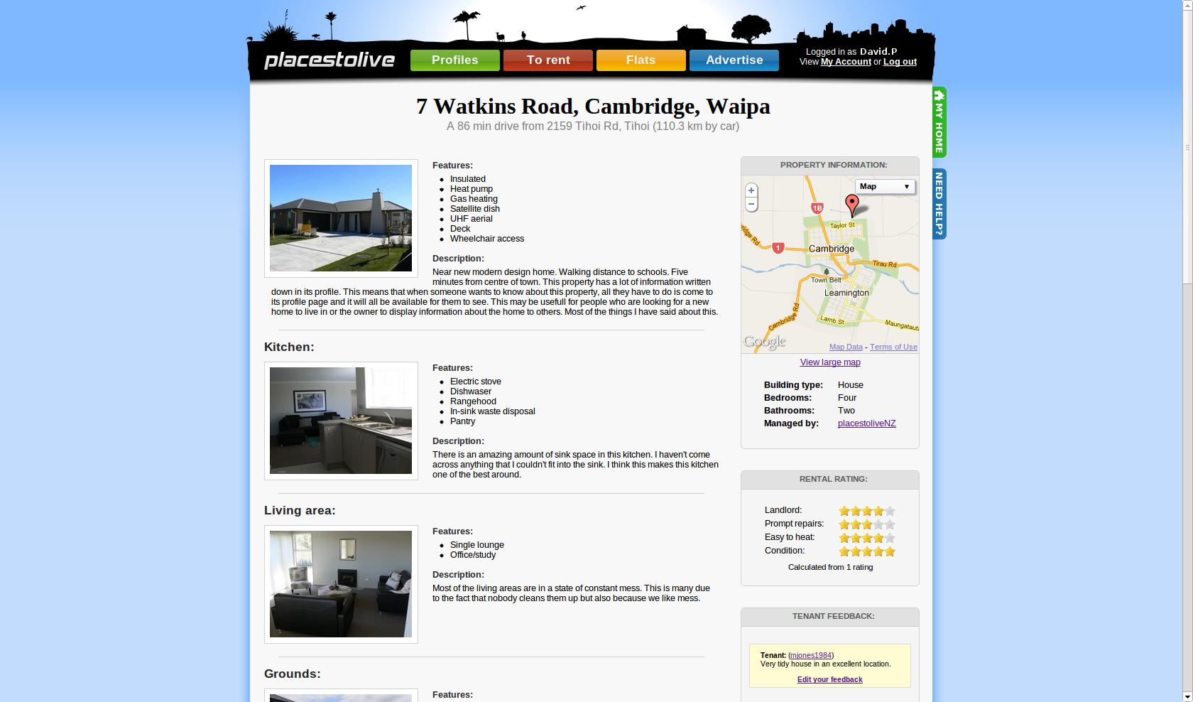 Houser Screenshot Listing