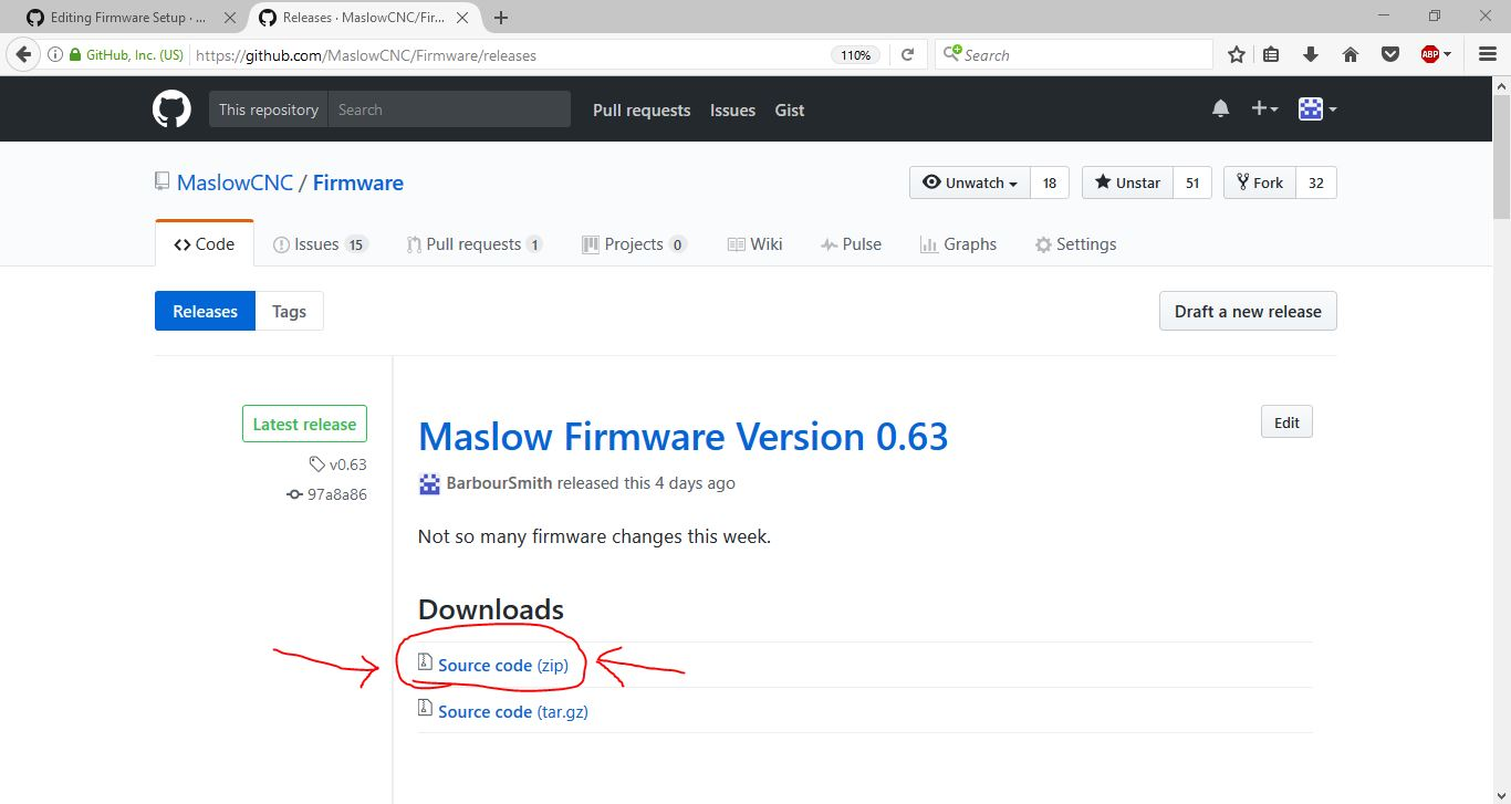 Download Firmware